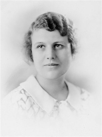 Doreen Senior, c. 1933